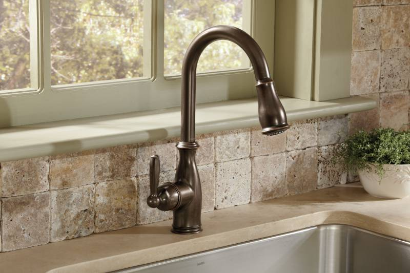Oil Rubbed Bronze Kitchen Faucet Buying Guide