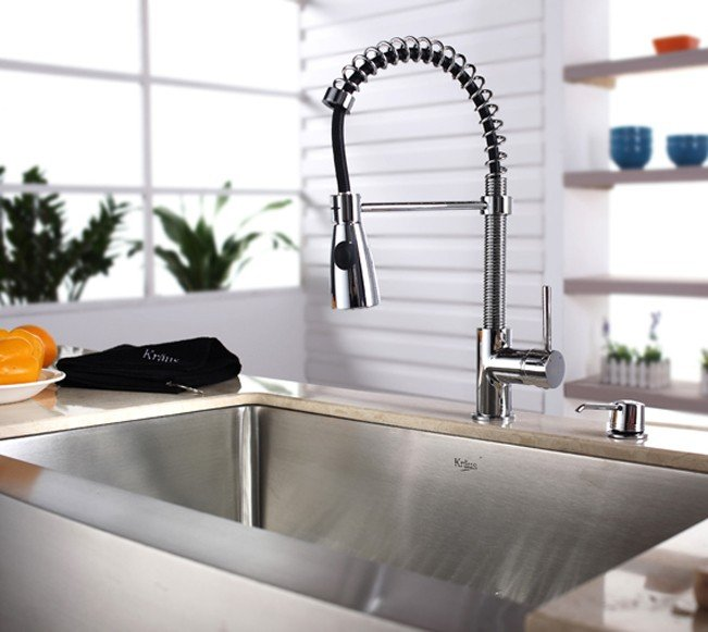 Kraus Kitchen Faucet Reviews – Top 10 Rated Faucets of 2018