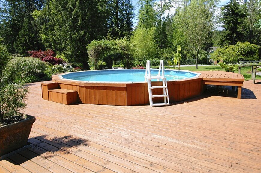 Top 10 Best Above Ground Pool of 2018 Reviews