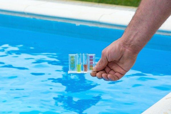 Pool PH