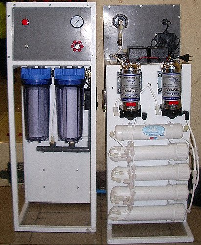 Installation and Maintenance of RO Systems