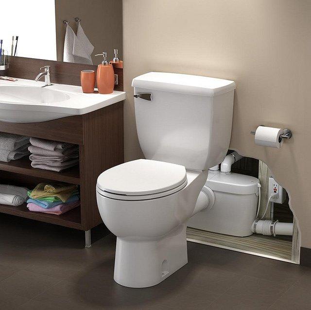 Top 10 Best Macerating (Upflush) Toilet In 2021 Reviews
