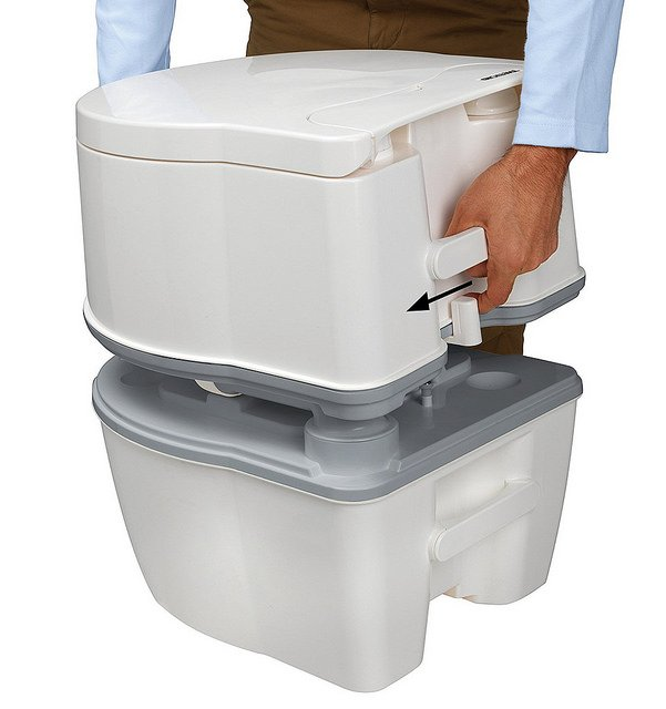 Top 10 Best Portable Camping Toilets In 2021 Reviews