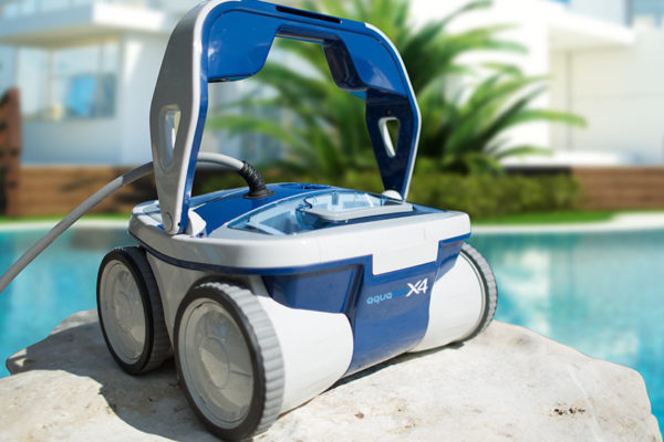 Aquabot X4 Robotic Pool Cleaner Review of 2019