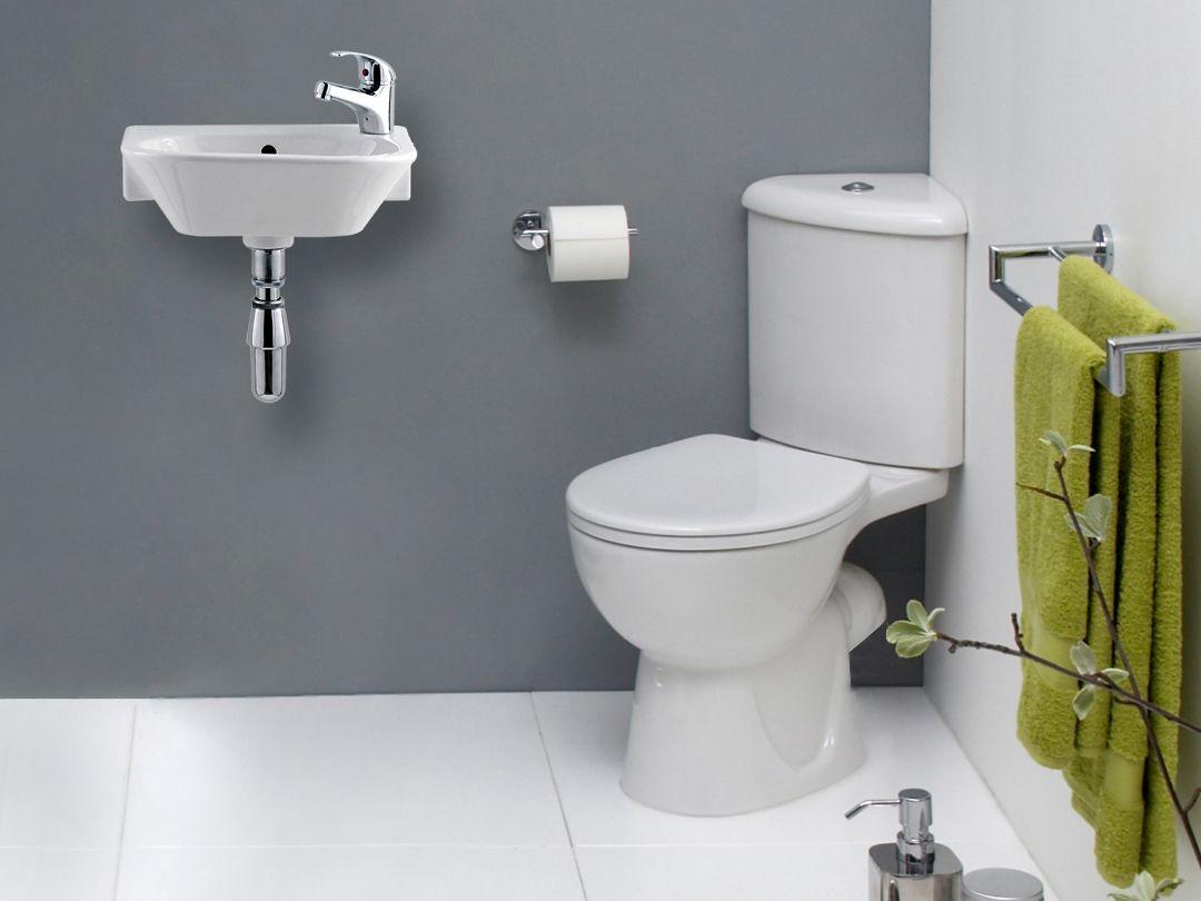 corner toilet reviews