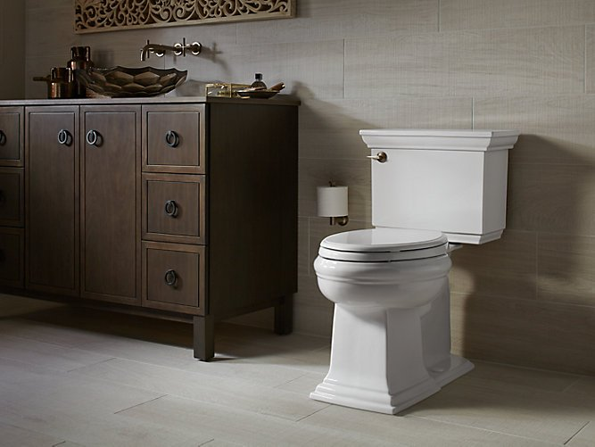 Kohler Memoirs Toilet Review