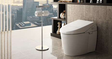 top rated Toto toilet