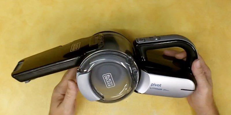 Black + Decker BDH2000PL MAX Pivot Review