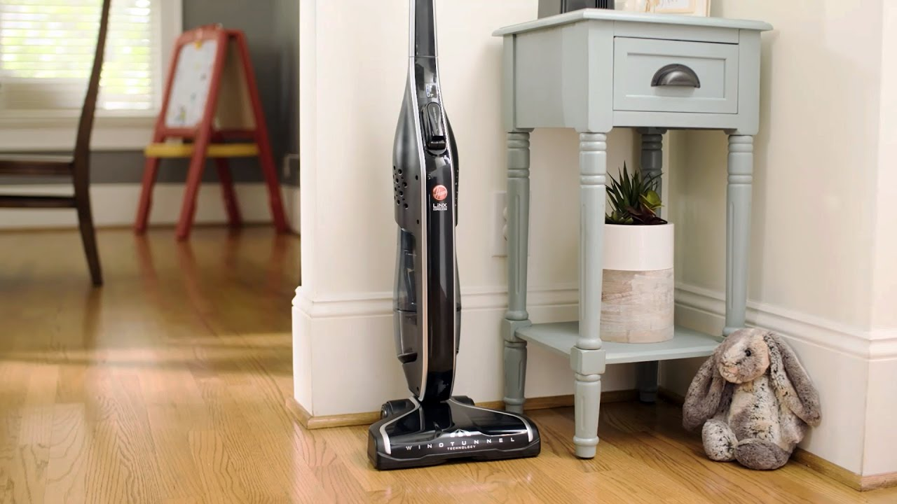 Hoover Linx Cordless Stick BH50020PC Review
