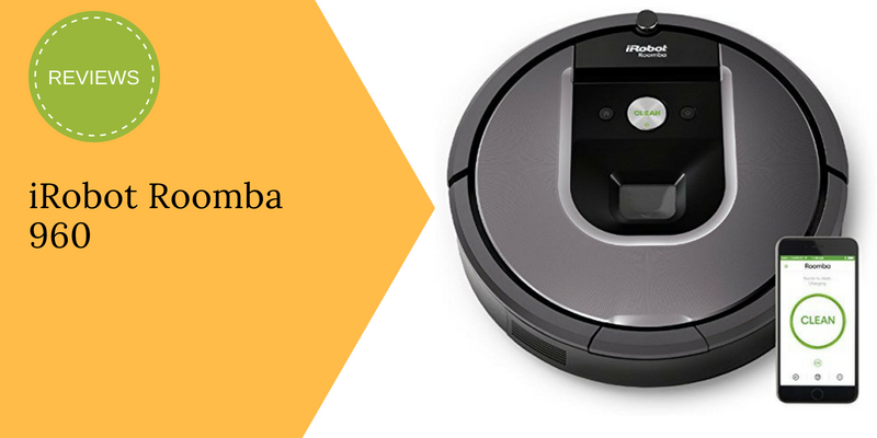 iRobot Roomba 960 Robot Vacuum Review