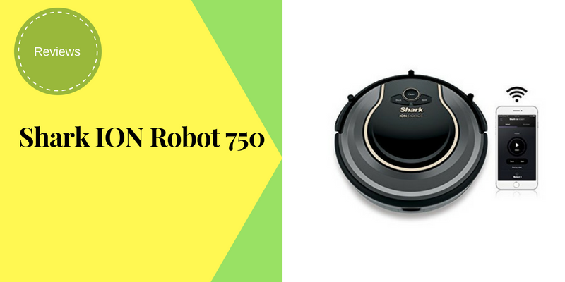 Shark ION Robot 750 Review – Top Rated Robotic Vacuum 2021