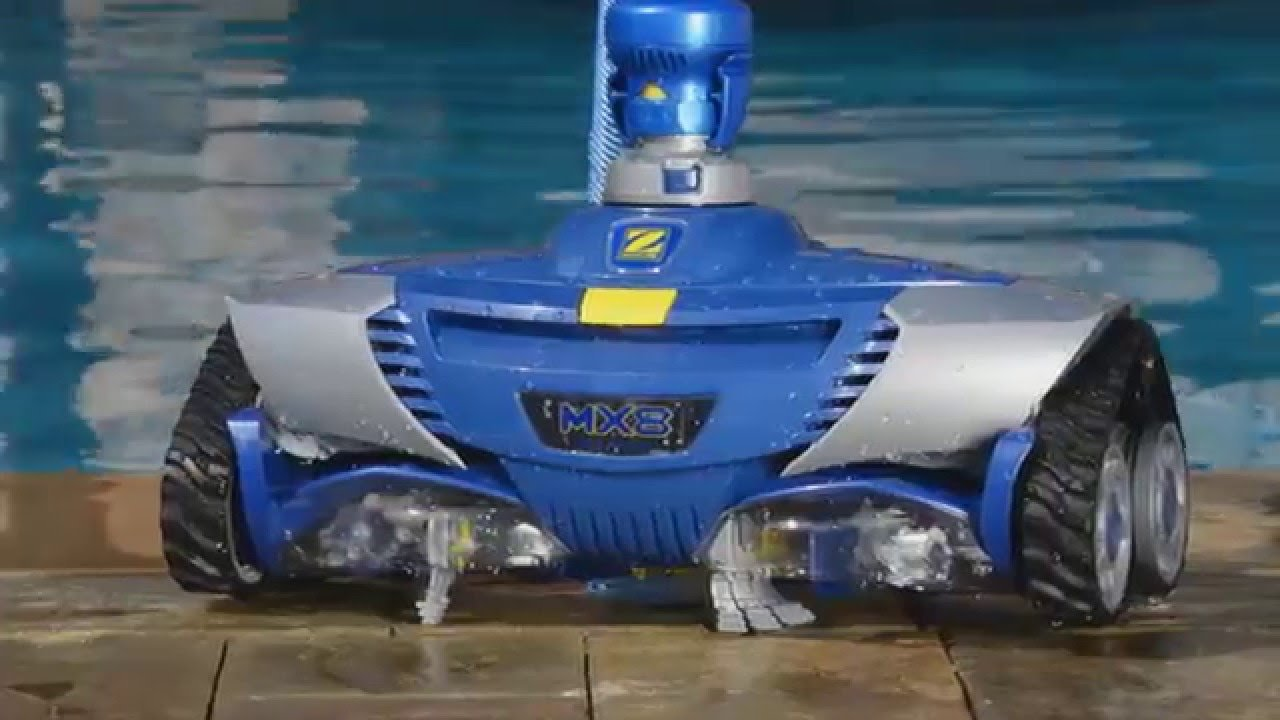 Baracuda Zodiac MX8 Suction-Side Cleaner Review