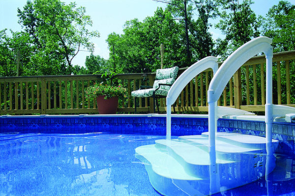 Top 6 Best Above Ground Pool Ladders Of 2019 Reviews