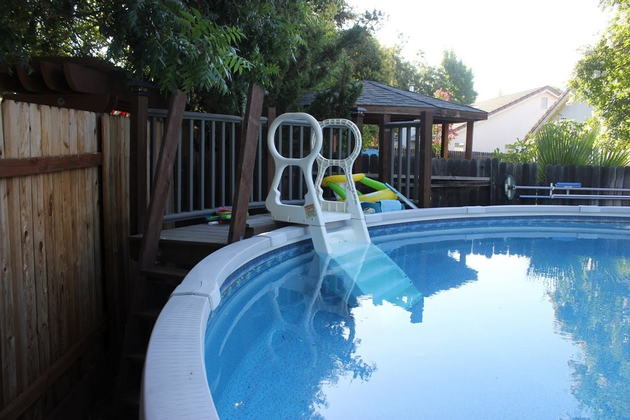 best above ground pool ladder buying guide