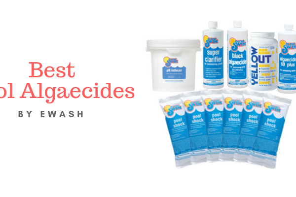 Top 6 Best Pool Algaecide In 2019 Reviews