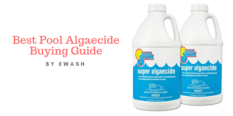 Best Pool Algaecide Buying Guide