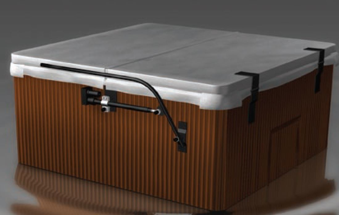 Top 8 best hot tub cover lifts of 2019 reviews buyer 39 s for Types of hot tubs