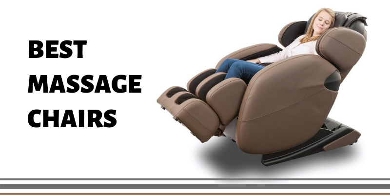 Top 10 Best Massage Chairs In 2021 Reviews