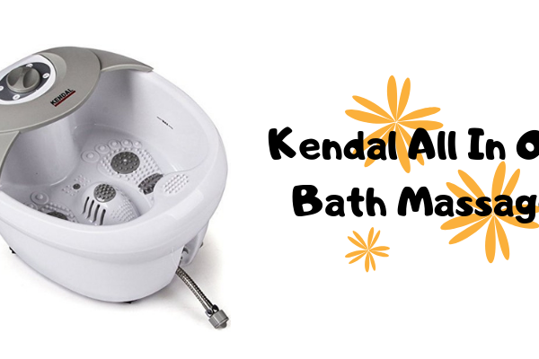 Kendal All In One Bath Massager Review