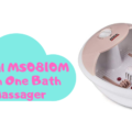 Kendal MS0810M All In One Bath Massager
