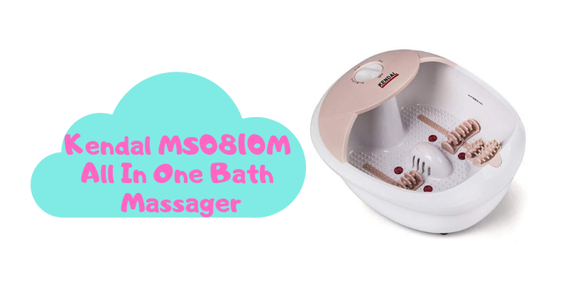 Kendal MS0810M All In One Bath Massager Review