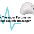 heraRub Massager Percussion Double Head Electric Massager