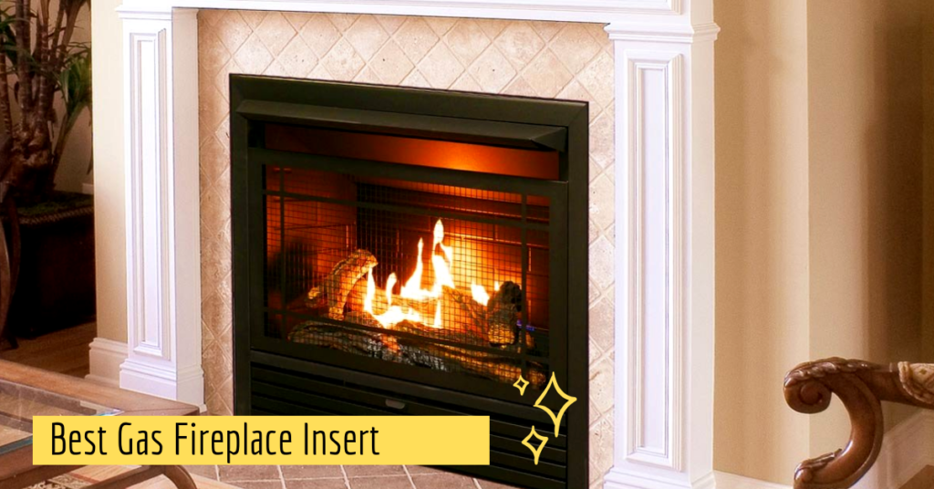 Sensational Best Gas Fireplace Inserts In June 2019 Top 10 Rated Reviews Interior Design Ideas Clesiryabchikinfo