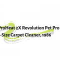 Bissell ProHeat 2X Revolution Pet Pro Full-Size Carpet Cleaner, 1986