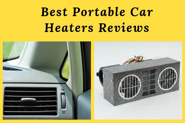 best portable car heaters