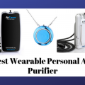 best wearable personal air purifier