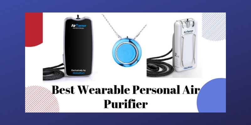 Top 5 Best Wearable Personal Air Purifier in 2021 Reviews