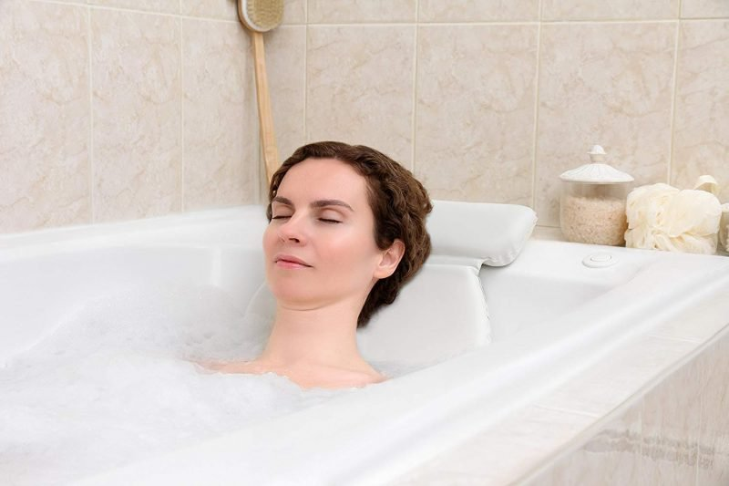 Top 10 Best Bath Pillows On The Market 2021 Reviews