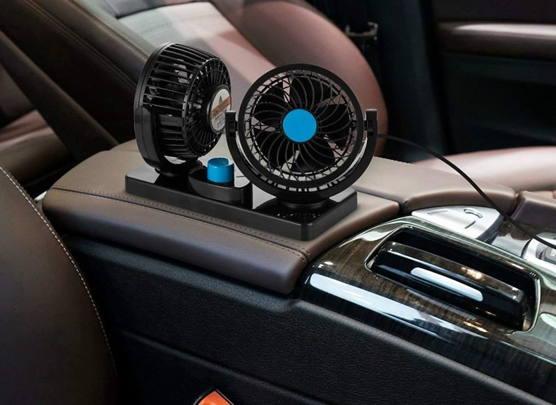 Best Portable Air Conditioners And Cooling Fans For Car And Truck