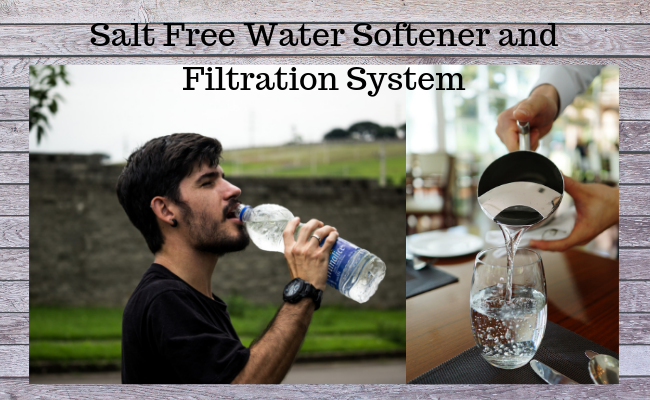 Aquios FS-220 Salt Free Water Softener and Filtration System