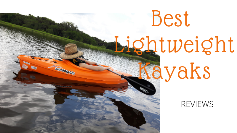 best lightweight kayaks