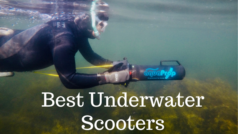 Top 5 Best Underwater Scooters in 2021 – Ultimate Reviews and Buying Guide
